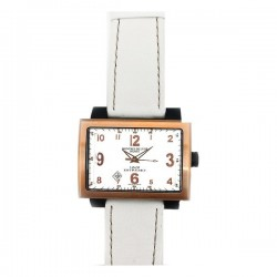 Reloj Mujer Montres de Luxe 091691WH-GOLD (42 mm)